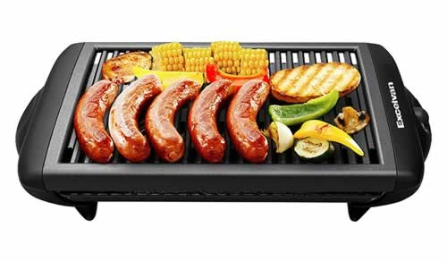 Excelvan Indoor Electric Barbecue Grill Review