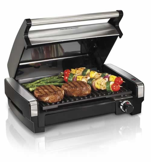 Hamilton Beach 25360 Indoor Grill Review