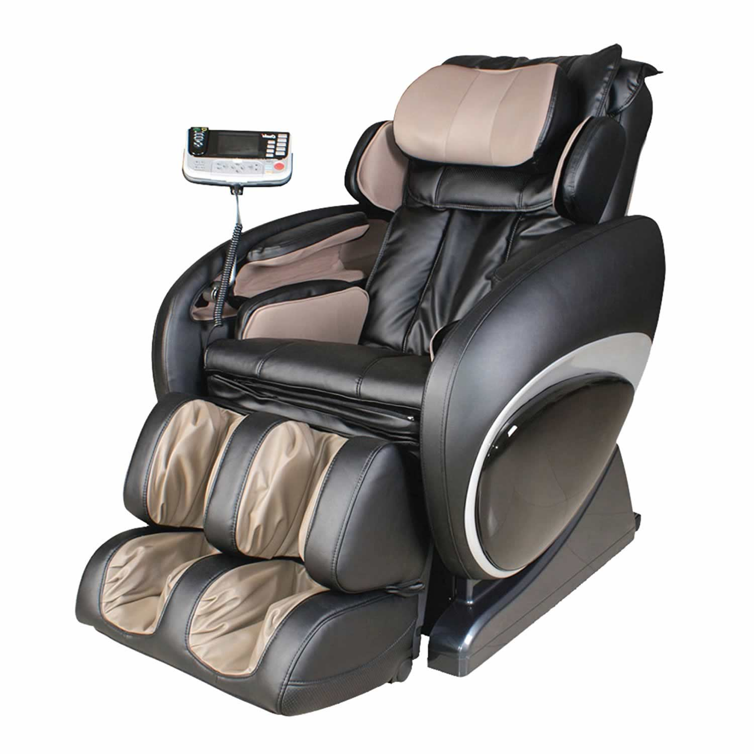 Best massage chair reviews feb 2018 buyer s guide reviews for Popular massage chair
