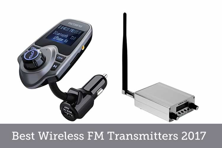 best fm transmitters 2017