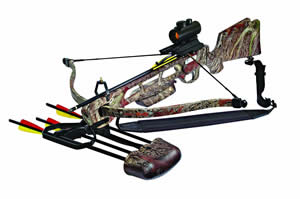 Arrow Precision Inferno Fury Crossbow reviews
