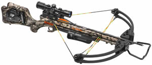 Wicked Ridge by Tenpoint Invader G3 Crossbow reviews