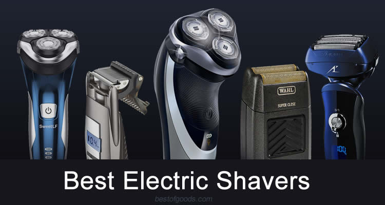 Best Electric Shavers 2019 10 Most Comfort Razors For Men S
