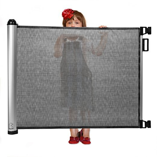 Retractable Baby Gate