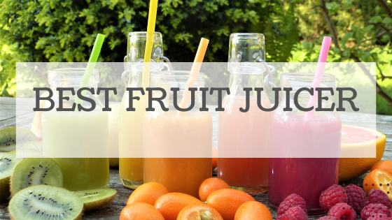 Best Fruit Juicer